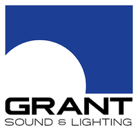 Grant Sound and Lighting Inc. Santa Barbara Logo