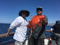 Coral Sea Charter fishing the Ranch