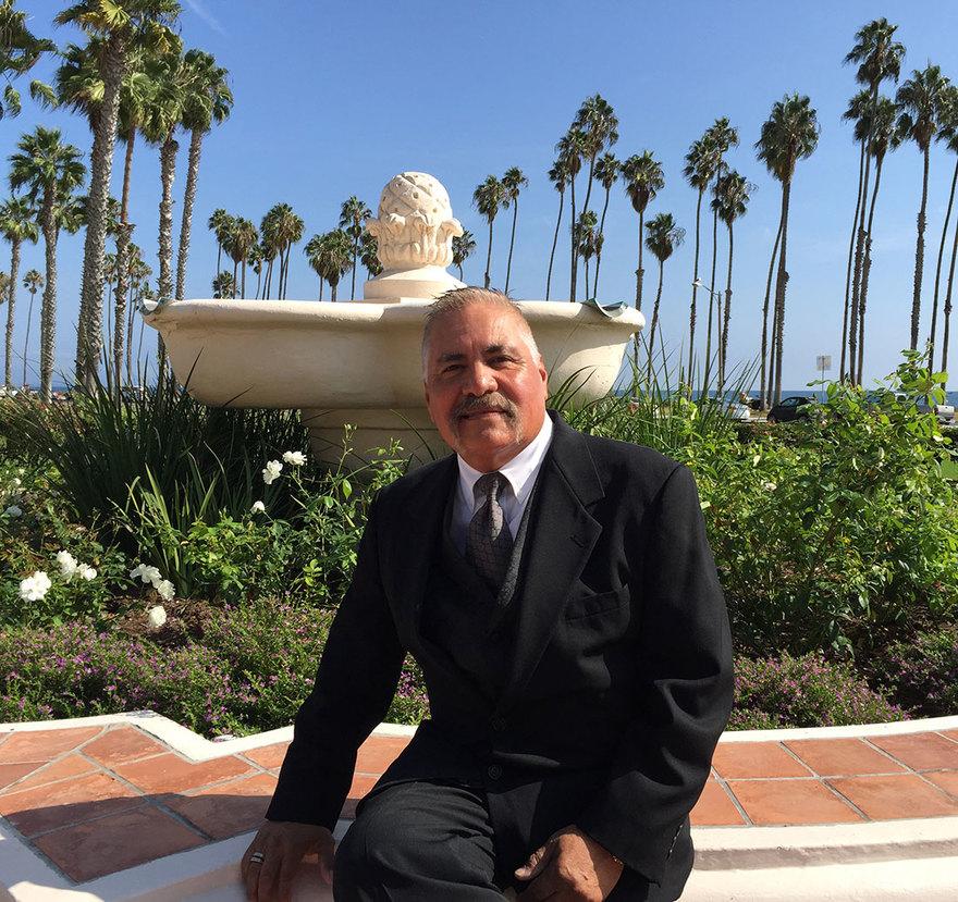About Steve Urzua Santa Barbara Wedding Officiant