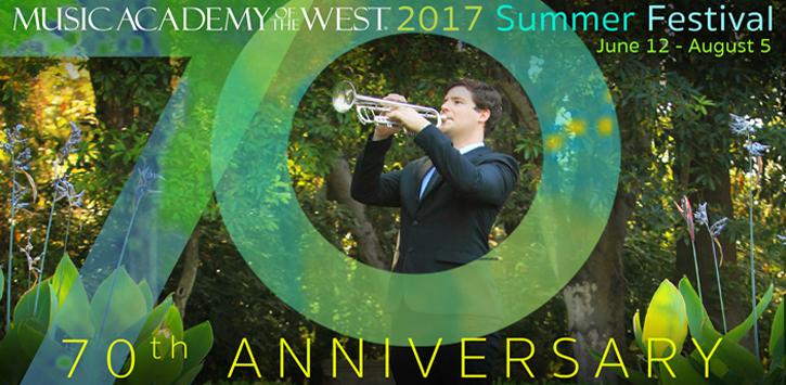 Music Academy Summer Festival Santa Barbara June Aug