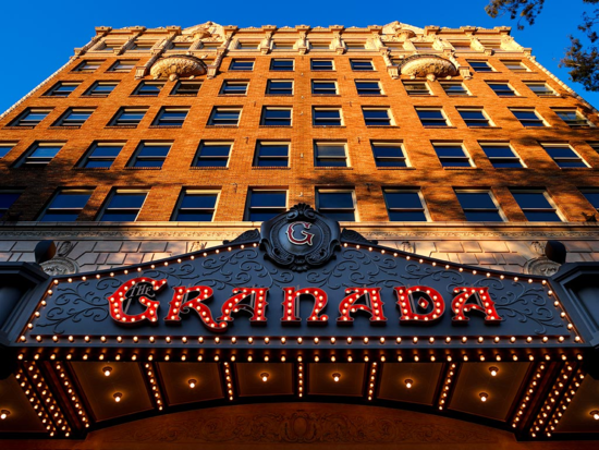 The Granada Theater