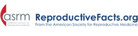 American Society for Reproductive Medicine Logo