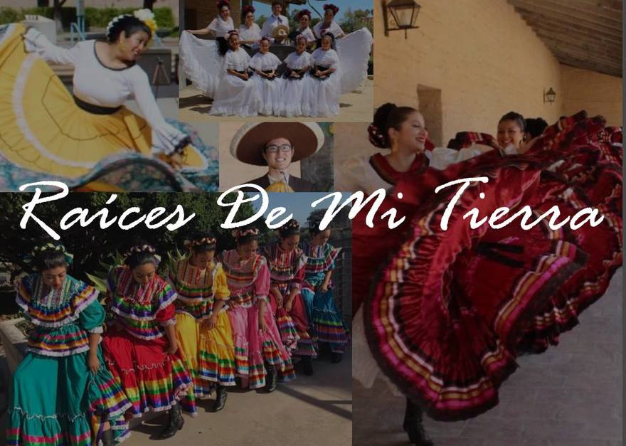 Raices de Mi Tierra Goleta Dance