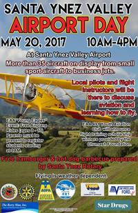 Santa Ynez Valley Airport Day