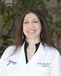 Dr. Saida Hamdani, MD Santa Barbara Pediatrician