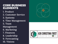 Core Business Elements