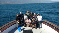 Coral Sea Rebels of the Sea Sponsored trip