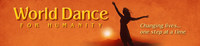 World Dance for Humanity Santa Barbara Nonprofit Logo