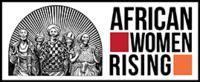 African Women Rising Santa Barbara Nonprofit Logo