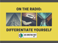 Radio: Differentiate Yourself