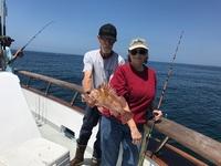 1/2 day Fishing Rocks!