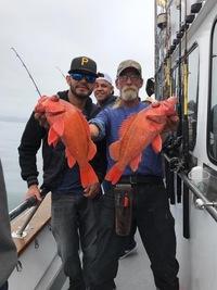 3/4 day gets big rockfish