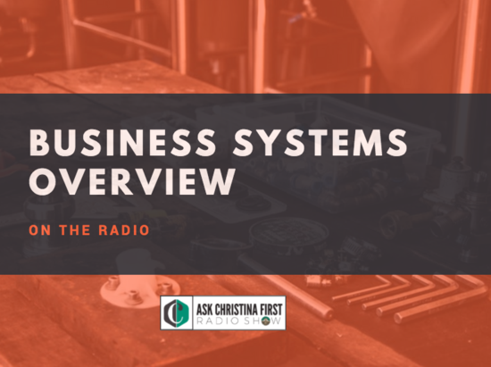 Radio: Business Systems Overview