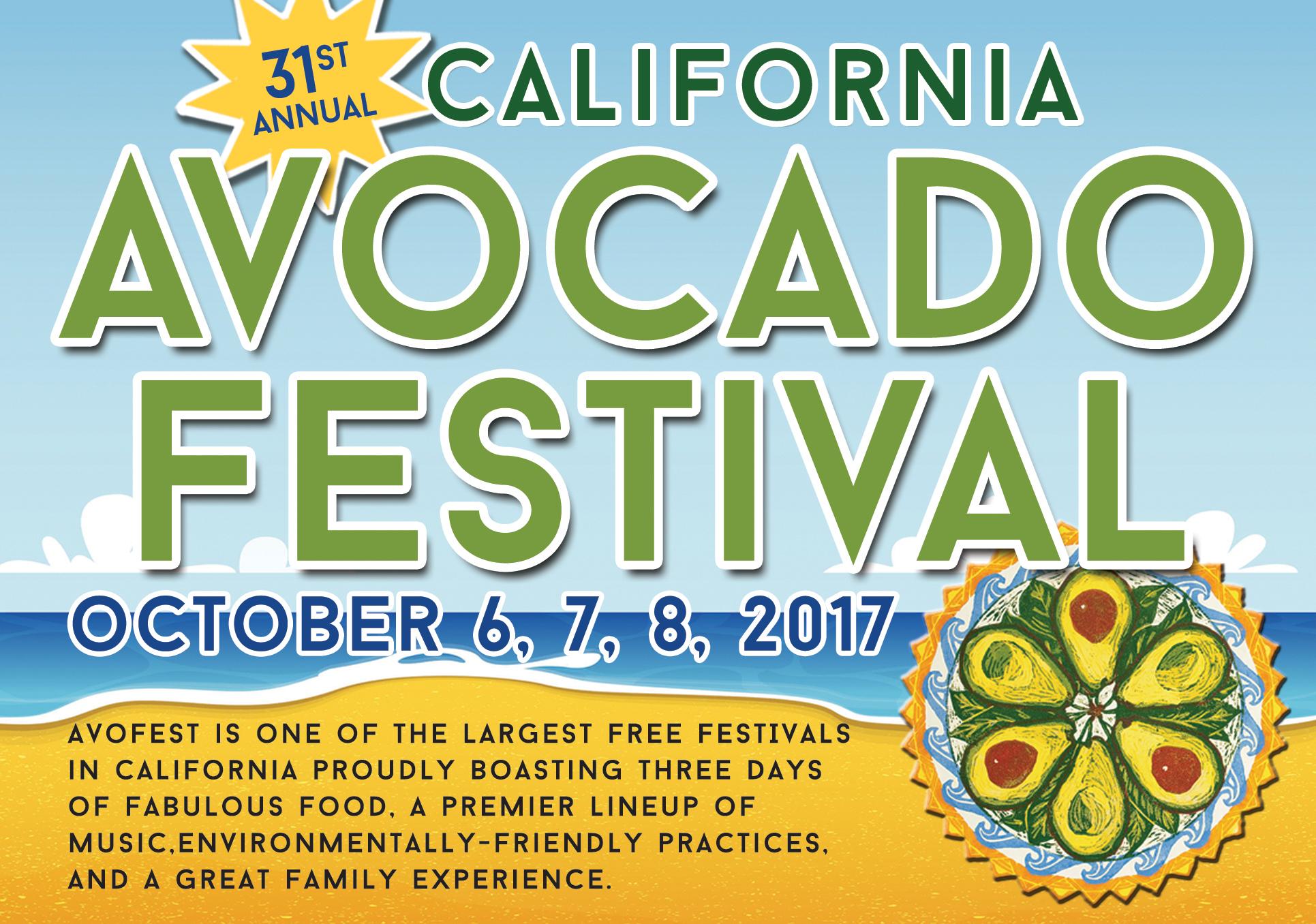 Avocado festival Bazaar