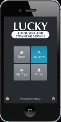 MyRide Phone App