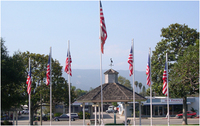 About Goleta Valley Community Center History Flags