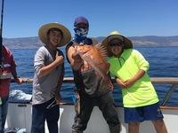 Coral Sea 3/4 day 6.13.17