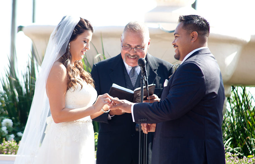 Wedding Ceremonies Santa Barbara Officiant Steve Urzua