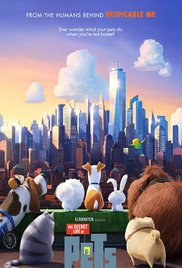 Movies in the Park- The Secret Life of Pets