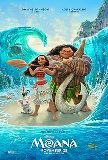 Moana Movies in the Park