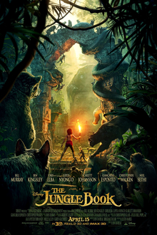 The Jungle Book Movies in the Park