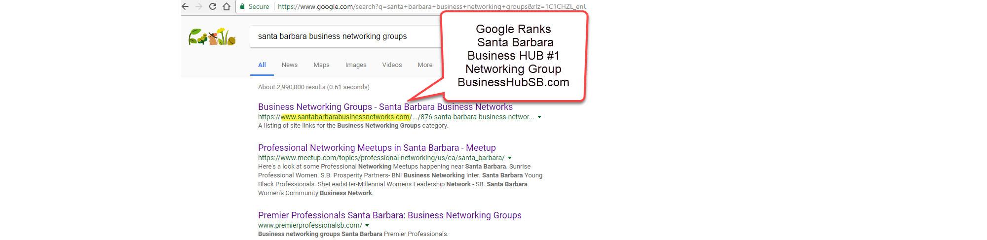 Santa Barbara Business Networking HUB