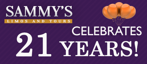 Sammys Limos Celebrates 21 Years In Business