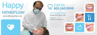 Happy Father's Day From Santa Barbara Dental Spa
