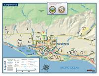 Santa Barbara Biking Traffic Solutions Carpinteria