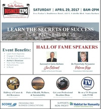 Video of Exhibitors at 2017 Santa Barbara Business Expo - Your Friends!
