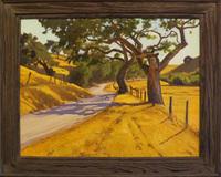 Arturo Tello Carpinteria Landscape Painter