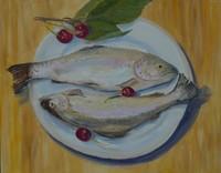 Rebecca Stebbins Carpinteria Oil Painter
