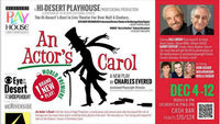 An Actors Carol World Stage Premiere