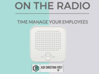 Radio: Time Management for Your Employees