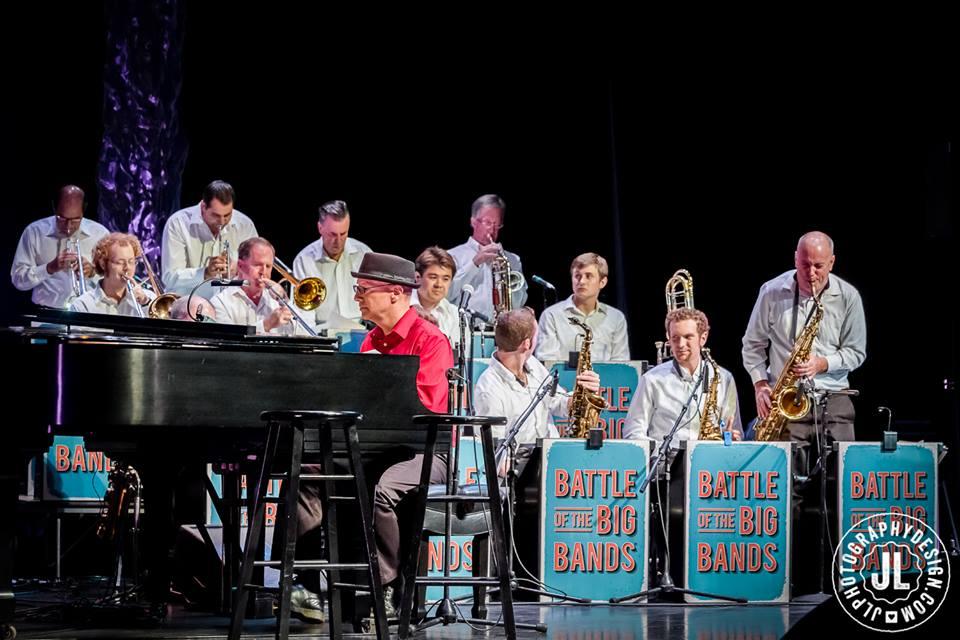 1940s Battle of the Big Bands - Glenn Miller Vs. Tommy Dorsey -  Let the Battle Begin!