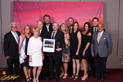 Skye Palm Springs Wins Project Of The Year Honors In 2017 Gold Nugget Awards