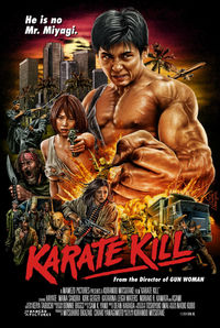 Karate Kill Feature Film - Kirk Geiger 2