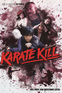 Karate Kill Feature Film - Kirk Geiger 3