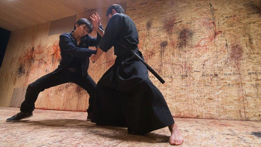 Karate Kill Feature Film - Kirk Geiger 9