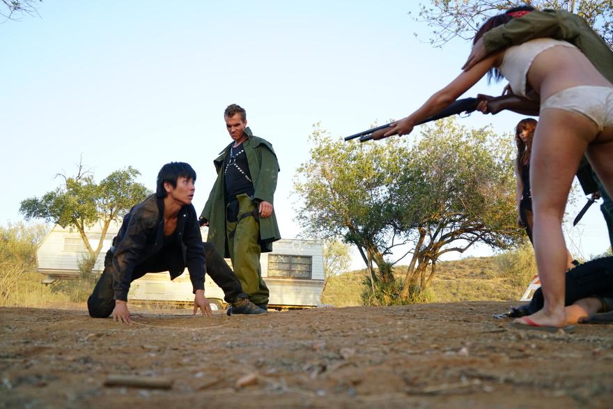 Karate Kill Feature Film - Kirk Geiger 11