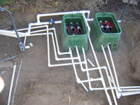 In-Ground Valve Manifold