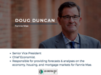 My Interview with Doug Duncan Senior VP of Fannie Mae