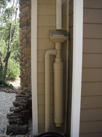 Trout Club Rainwater System