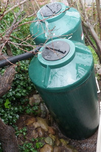 Simple Rainwater System
