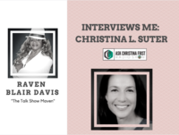 Raven Blair Davis Interviews Christina Suter