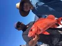 Coral Sea 3/4 day Sponsored Trip 9.6.17