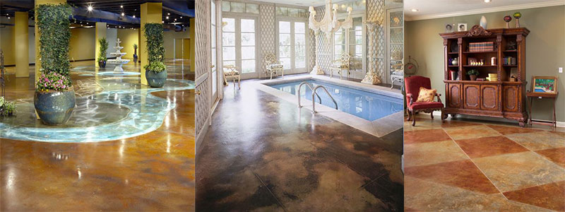 Decorative Concrete Protective Finishes Gallery