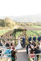 Apple Creek Ranch: Gorgeous Santa Rita Hills Wedding!