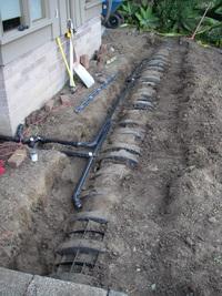 Greywater Infiltrators