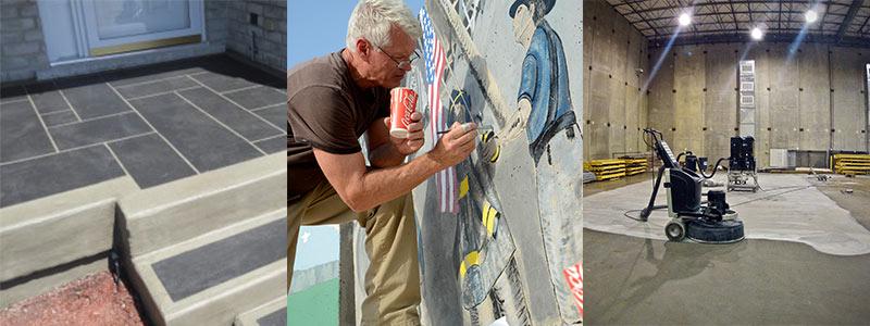Concrete Repair and Restoration Santa Barbara Surface Specialists